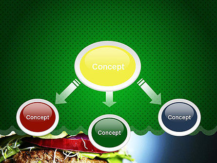 Yummy Food PowerPoint Template, Slide 4, 11642, Food & Beverage — PoweredTemplate.com
