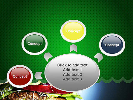 Yummy Food PowerPoint Template Slide 7