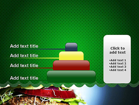 Yummy Food PowerPoint Template Slide 8