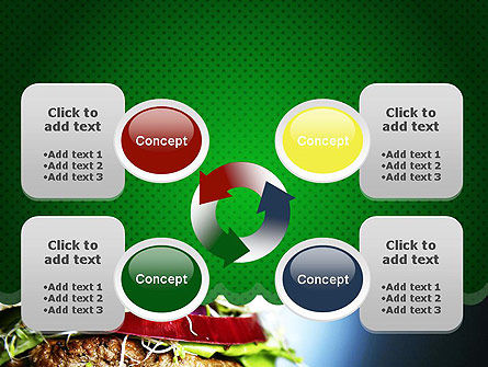 Yummy Food PowerPoint Template Slide 9