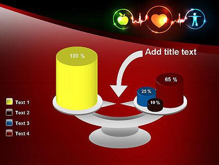 Wellness Symbol PowerPoint Template Slide 10