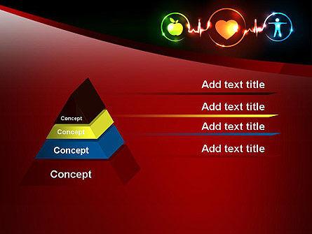 Wellness Symbol PowerPoint Template Slide 12