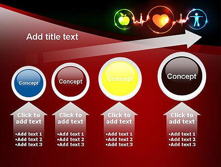 Wellness Symbol PowerPoint Template Slide 13