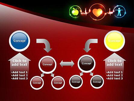 Wellness Symbol PowerPoint Template Slide 19