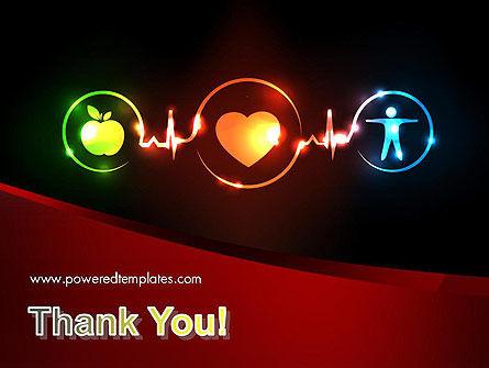 Wellness Symbol PowerPoint Template Slide 20