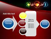 Wellness Symbol PowerPoint Template#17