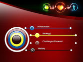 Wellness Symbol PowerPoint Template#3