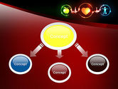 Wellness Symbol PowerPoint Template#4