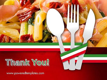 Italian Cuisine PowerPoint Template Slide 20