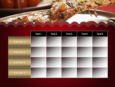 Delicious Pizza Recipes PowerPoint Template Slide 15