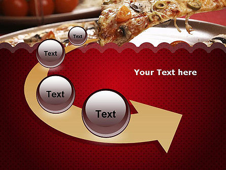Delicious Pizza Recipes PowerPoint Template Slide 6