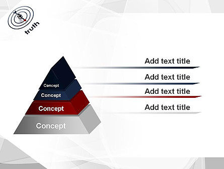Truth Compass PowerPoint Template Slide 12