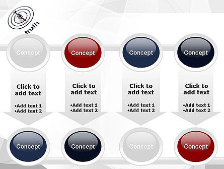 Truth Compass PowerPoint Template Slide 18