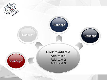 Truth Compass PowerPoint Template Slide 7