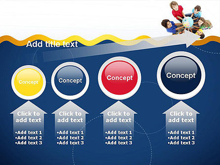 Kids Environment PowerPoint Template Slide 13