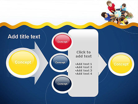 Kids Environment PowerPoint Template Slide 17