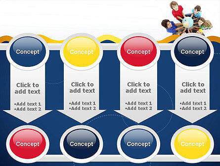Kids Environment PowerPoint Template Slide 18