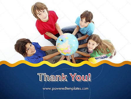 Kids Environment PowerPoint Template Slide 20