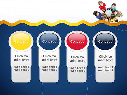 Kids Environment PowerPoint Template Slide 5