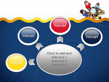 Kids Environment PowerPoint Template Slide 7
