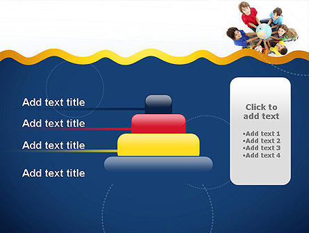 Kids Environment PowerPoint Template Slide 8