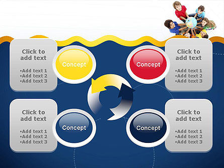 Kids Environment PowerPoint Template Slide 9