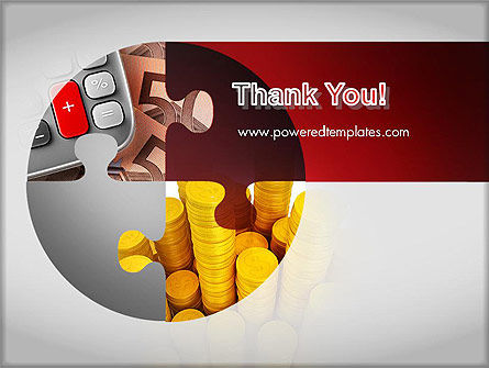 Accounting Theme PowerPoint Template Slide 20