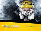 Respiratory Protection PowerPoint Template#20