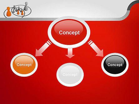 Spheres of Influence Intersection PowerPoint Template Slide 4