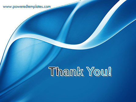 Abstract Blue Fantasy PowerPoint Template Slide 20