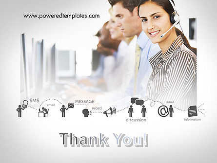 Customer Support Service PowerPoint Template Slide 20