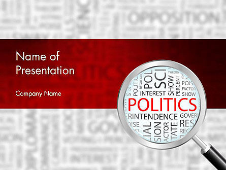 Politics PowerPoint Template