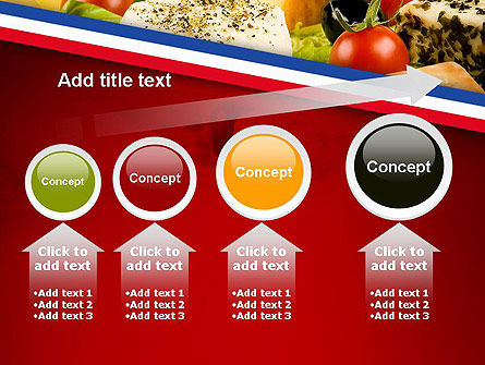 French Cuisine PowerPoint Template Slide 13
