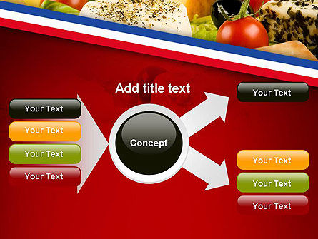 French Cuisine PowerPoint Template Slide 14