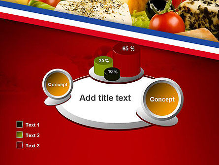 French Cuisine PowerPoint Template Slide 16
