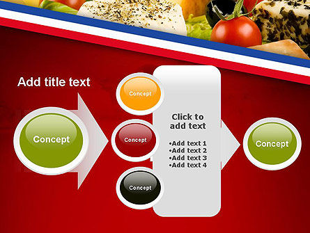 French Cuisine PowerPoint Template Slide 17