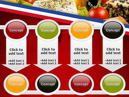 French Cuisine PowerPoint Template Slide 18