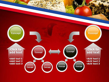 French Cuisine PowerPoint Template Slide 19