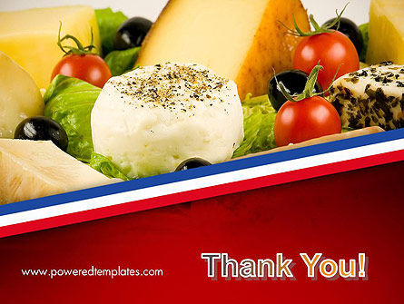 French Cuisine PowerPoint Template Slide 20