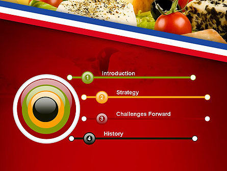 French Cuisine PowerPoint Template, Slide 3, 11665, Food & Beverage — PoweredTemplate.com
