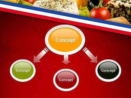 French Cuisine PowerPoint Template, Slide 4, 11665, Food & Beverage — PoweredTemplate.com