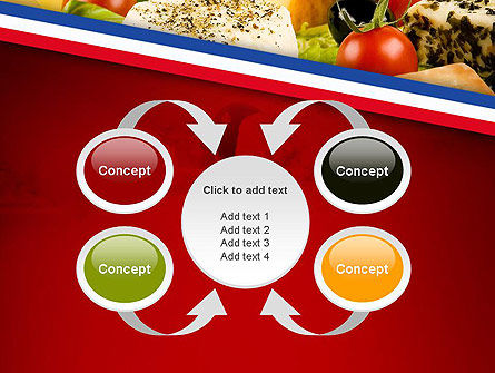 French Cuisine PowerPoint Template Slide 6