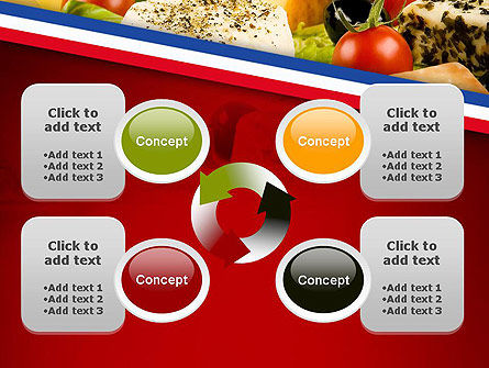 French Cuisine PowerPoint Template Slide 9