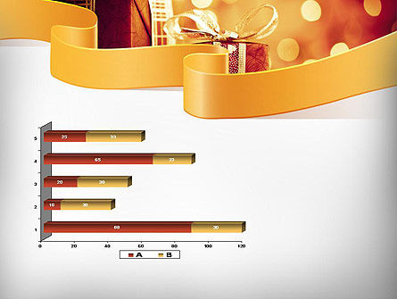 Happy Christmas PowerPoint Template Slide 11