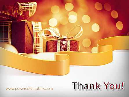 Happy Christmas PowerPoint Template Slide 20