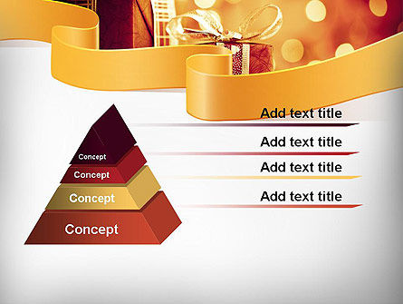 Happy Christmas PowerPoint Template, Slide 4, 11666, Holiday/Special Occasion — PoweredTemplate.com