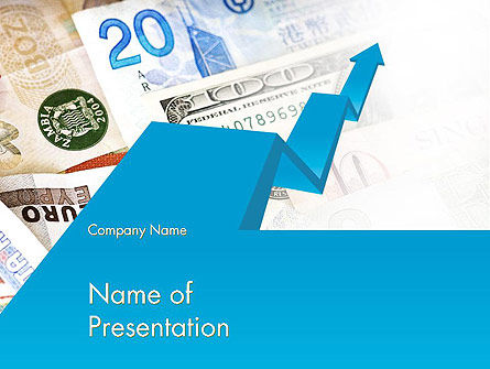Fortune and Money PowerPoint Template, 11667, Financial/Accounting — PoweredTemplate.com