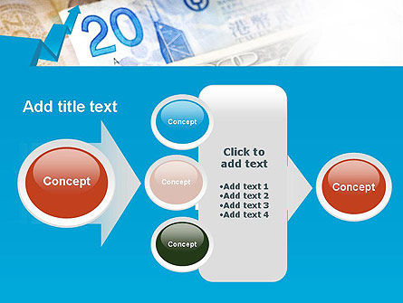 Fortune and Money PowerPoint Template Slide 17