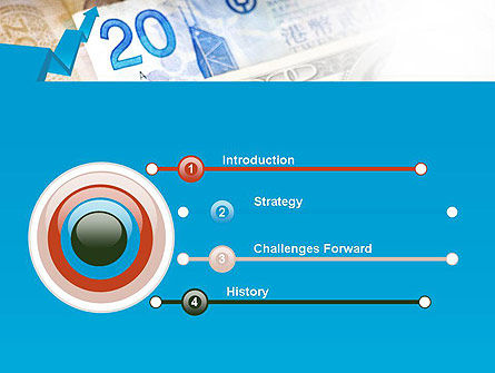 Fortune and Money PowerPoint Template Slide 3