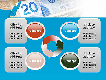 Fortune and Money PowerPoint Template Slide 9